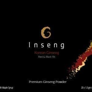 6 Inseng Ginseng - Natural Health Product