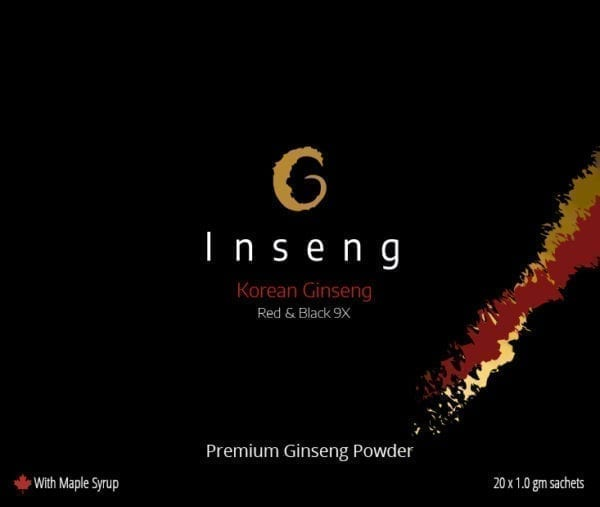 6 Inseng Ginseng - Natural Health Product